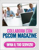 Collabora con PGCOM Magazine